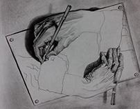 CONCEPT ART 3D (Pencil sketch)