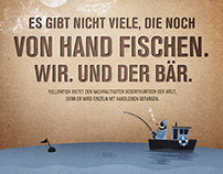 followfish text campaign.