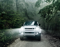 LAND ROVER - New Defender Offroad