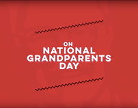 KFC Grandparents Day