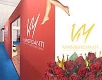 Viamercanti Srl. Official Factory Logo.
