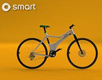 Smart e-bike concept