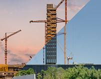 M+: Construction Process - Hong Kong