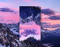 Landscape Glitch