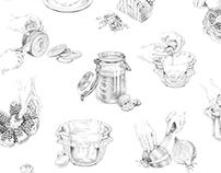 SERVUS GUTE KÜCHE Magazin | tips & tricks illustrations