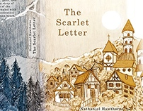 Dust Jacket-The Scarlet Letter
