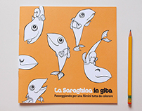 COLORING BOOK | La Saraghina in gita