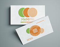 Memimo Corporate Stationery