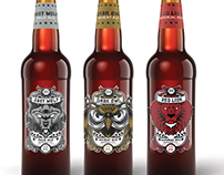 Brewing Co.[Craft Beer]  Limited Edition Bottles