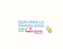 Gilenya, Primera dosis