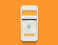 Run Connect iOS App