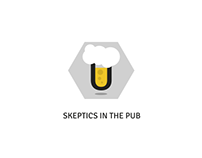 Skeptics in the Pub logo