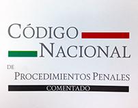 Libro: Código Nacional de Procedimientos Penales