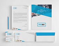 ProBiz – Business & Corporate Stationery