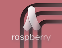 Hito Phone Raspberry Colorway