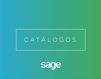 Catálogos Sage
