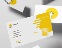Crewolf - Business Cards