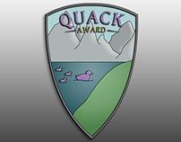 Quack Award Logo & Poster