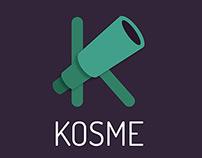 Kosme - Animação Demonstrativa do Aplicativo
