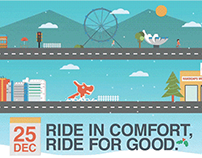 Animated Banners | ComfortDelGro CSR