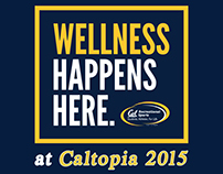 UC Berkeley: Wellness Happens Here at Caltopia 2015