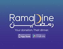 Ramadine© - Food Waste Management App