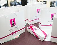 Разработка пакетов и коробок для акции