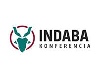 Indaba 2018 conference visual identity