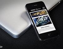 Desarrollo Web - Home Touch