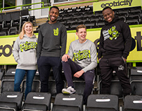 Art Direction: Forest Green Rovers Apparel