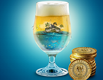 Key visual Copa Cervezas del Caribe 2018
