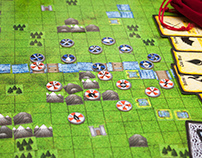 Lords of the Storm Board Game
