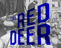 The Red Deer / Premium Vodka