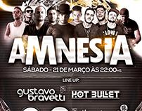 Amnesia - Março 2016