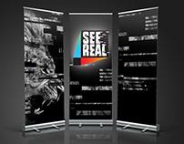 Brand Book для рекламной компании See Real