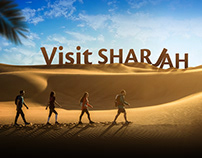 Sharjah Tourism (Digital Presentation)