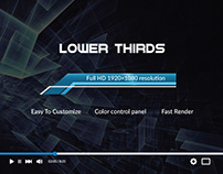 After Effect Lower Thirds Free Download