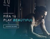 FIFA 16 Concept