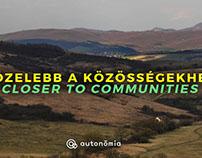 Closer to communities / Közelebb a közösségekhez