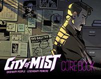 City of Mist Core Book