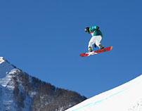 Snowboarding at the Winter OlympicsSnowboarding at the