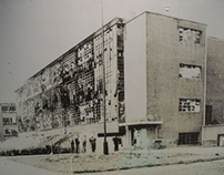 The Bauhaus was forced to close down in 1933