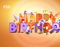 Happy Birthday Vol.4
