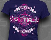 All That Sensations US FINALS Cheer Tshirt Design
