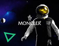 MONCLER - Fashion Film animation