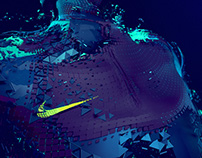 Nike Strike Series FA16 – 3D images and short films