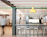 Oficines / Toormix. Design Agency - Barcelona
