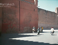 Marrakech| Walls and Faces
