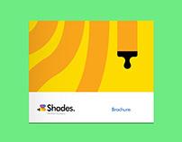 Shades Paint Brochure