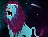 Judah and the Lion Band Poster